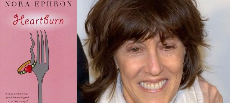 Nora Ephron's 'Heartburn' shows how to be funny about the break-up of the perfect relationship