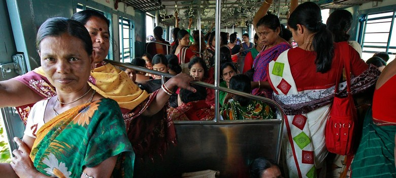 To understand why job quotas for women don't go far enough, take a ride on a Mumbai train