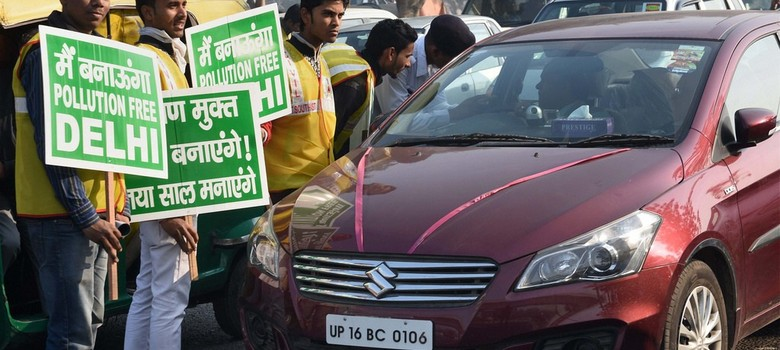 Delhi has relied on CNG to control its pollution in the past, but will it work this time?