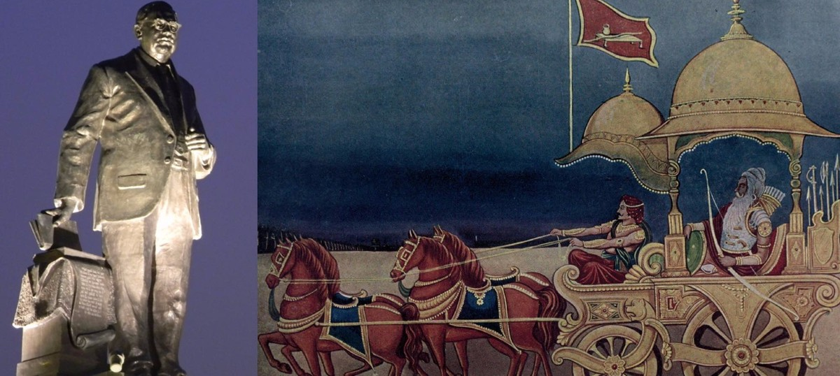 Ambedkar vs Dronacharya: Why Gurugram is just the RSS telling us who's boss