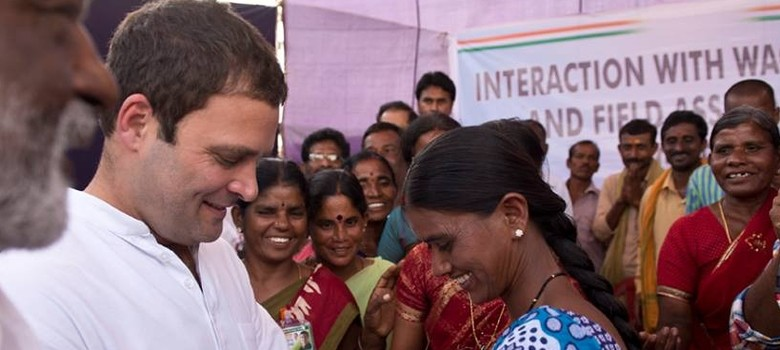 Has the Congress party virtually given up on the urban middle-class voter?