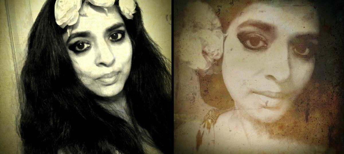 I am South Asian-American, Pakistani-Indian :   Sophia Pandeya, speaks on her poetry of love and loss