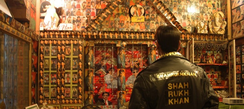 [Photos] Meet the 'biggest Shah Rukh Khan fan in the world'