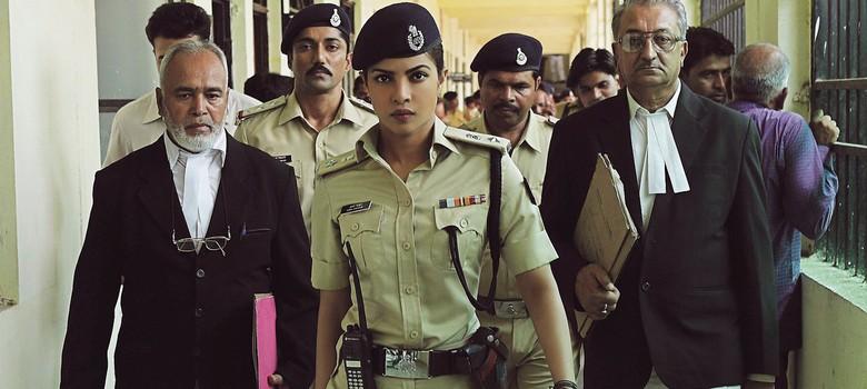 One of Kiran Bedi's most enduring legacies: the female cop movie