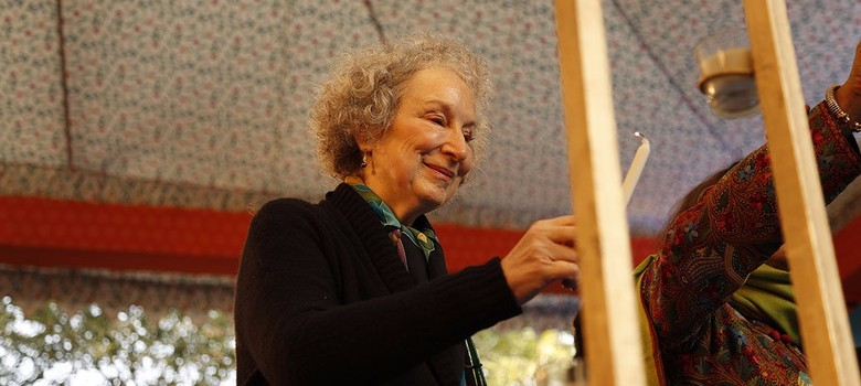 Twenty-one brilliant things only Margaret Atwood could say – and she did