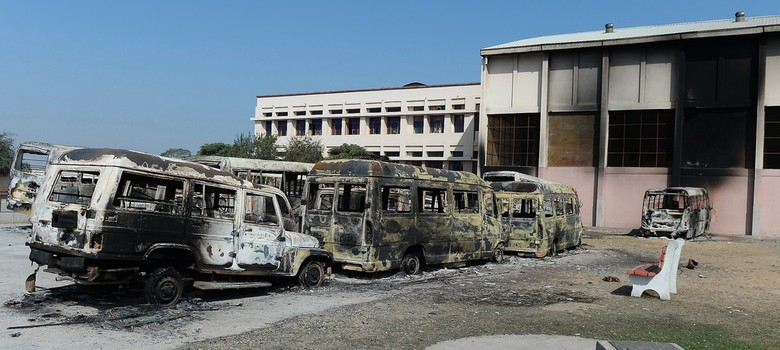 In photos: Not just caste, there is a class dimension to the violence in Haryana