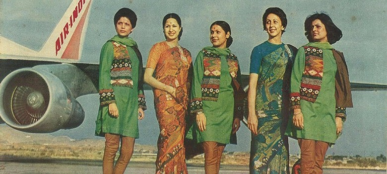 Neerja Bhanot biopic is a reminder of the glamorous lives of '80s Indian air hostesses