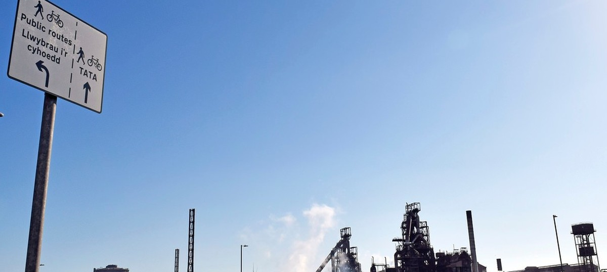 Climate change was the inconvenient truth that finally led to Tata Steel's UK pullout