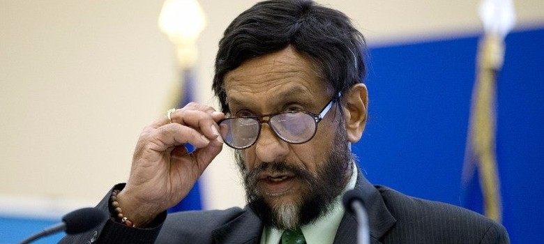 RK Pachauri guilty of molestation, misusing his office, says police chargesheet