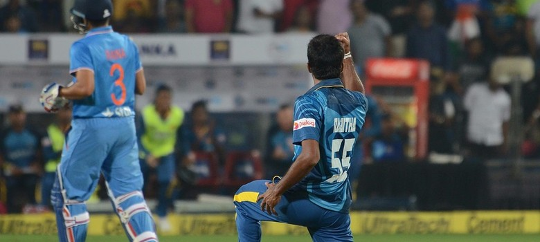 First India-SL Twenty20: Favourites shocked by spirited Lankans on a spicy pitch