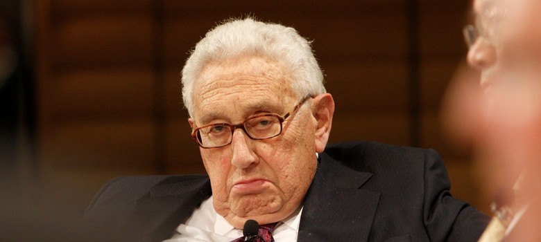 When Hillary Clinton's foreign policy mentor Henry Kissinger called Indians bastards