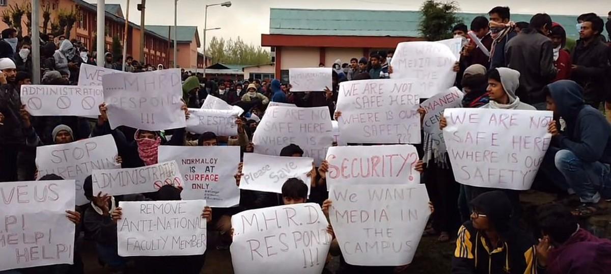 छात्रों पर पुलिस की लाठी उचित नहीं लेकिन एनआईटी में केंद्रीय बलों की तैनाती भी अनुचित है