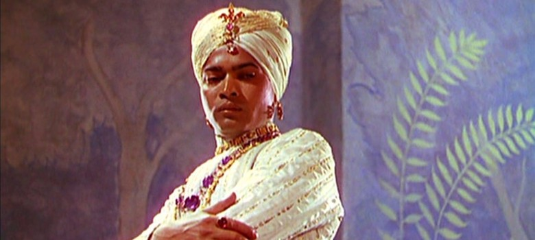 Sabu Dastagir, the actor who crossed over to Hollywood on the back of an elephant