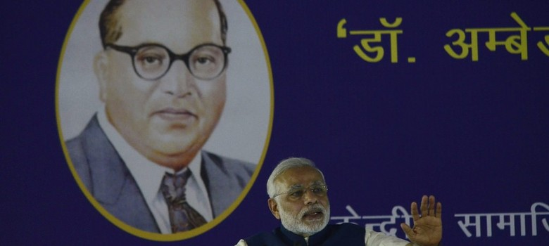 After decades spent vilifying Ambedkar, why are the BJP and Congress so keen to claim his legacy?