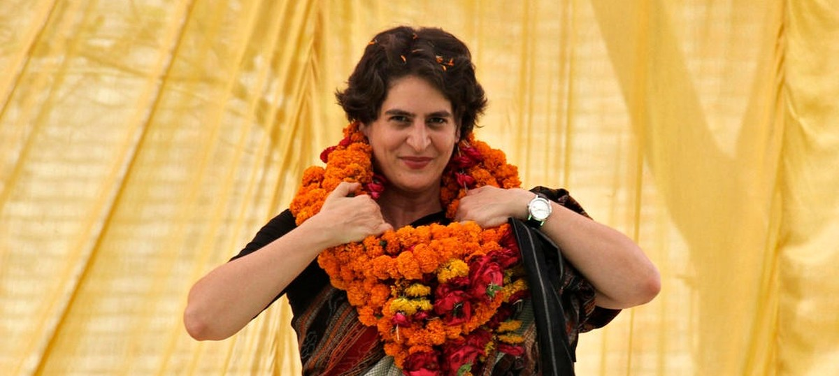 Why Priyanka Gandhi is top choice as UP chief ministerial candidate for some Congress insiders