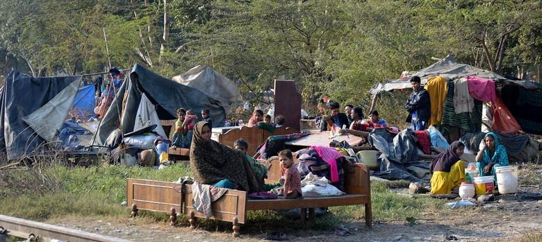 Delhi High Court says Shakur Basti slum demolition was inhuman