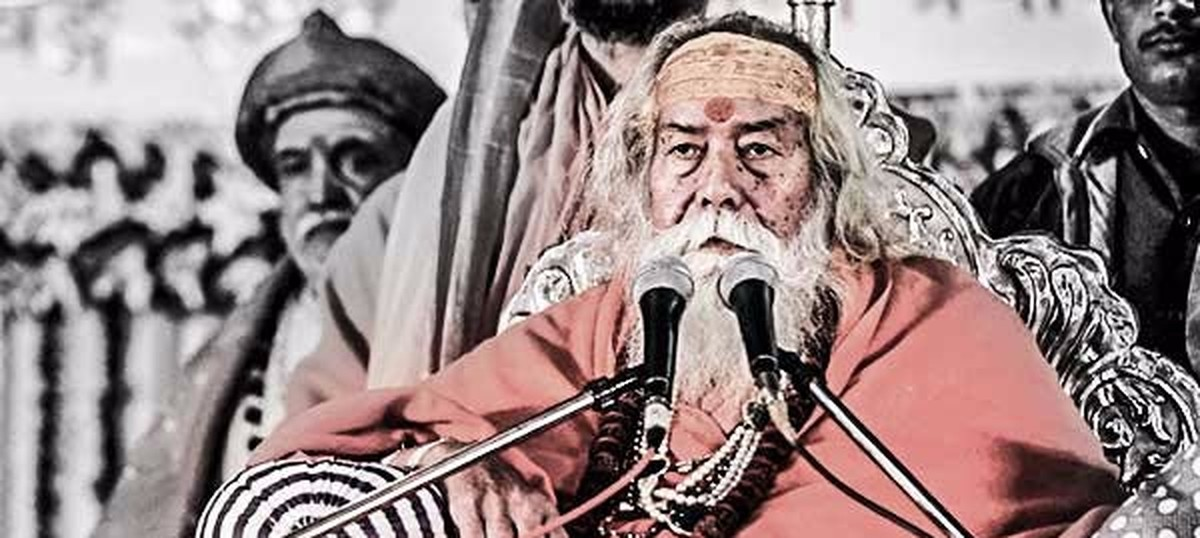 Meet Swaroopanand: The Shankaracharya who thinks women in temples will increase rapes