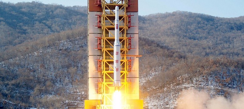 The world condemns North Korea's rocket launch and misses the point again
