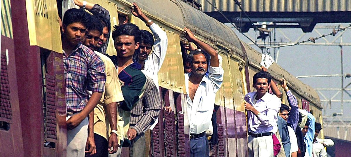 Mumbai local train services hit as commuters protest against delays at Badlapur station