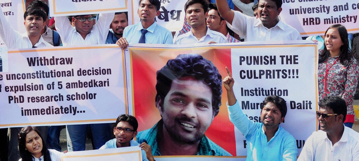 Inquiry panel report that says Rohith Vemula was not Dalit 'totally wrong', says NCSC chief PL Punia