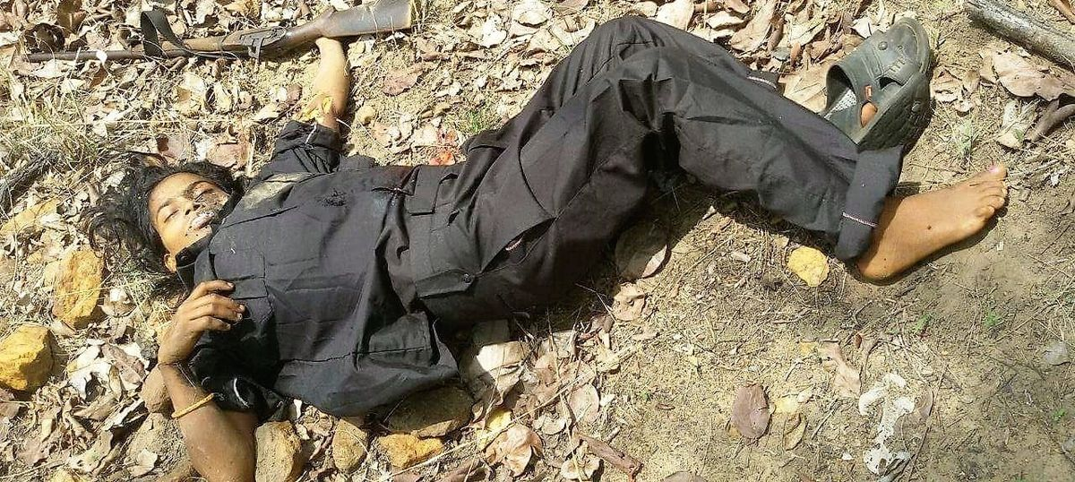 Postmortems cast doubt on Chhattisgarh police version of how alleged Maoist was killed