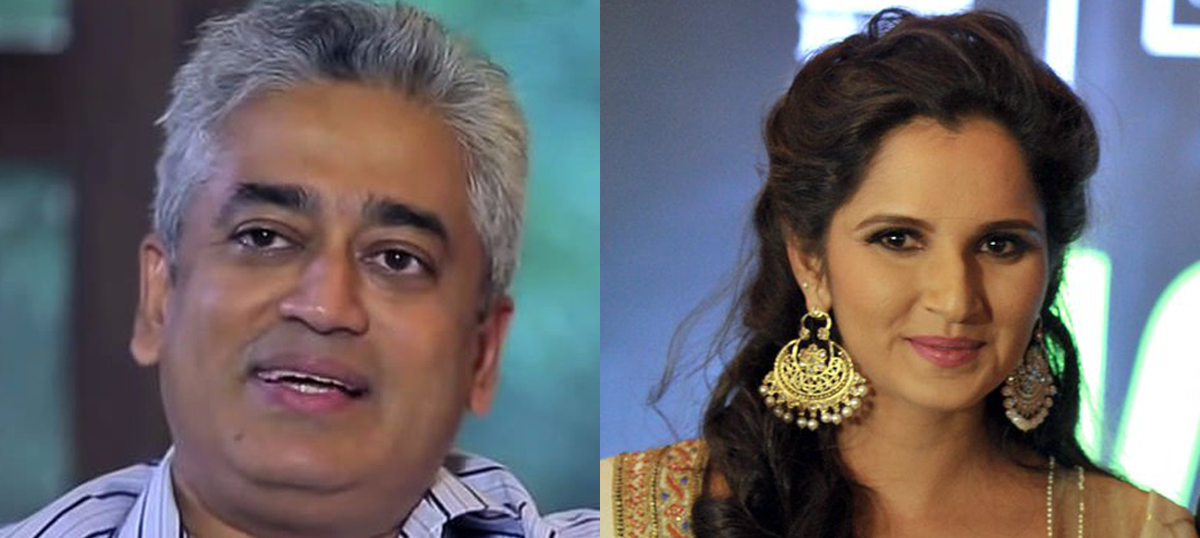 मां बनने के सवाल पर भड़की सानिया, राजदीप ने माफी मांगी
