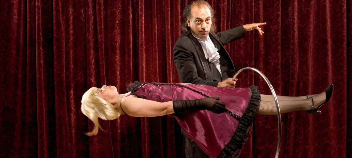 Five of the world's most incredible magic tricks that went wrong