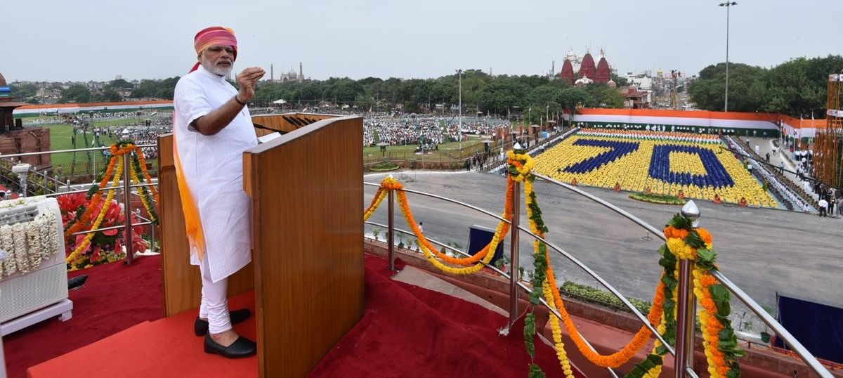 Independence Day speech: Narendra Modi brings up Balochistan in a clear signal to Pakistan
