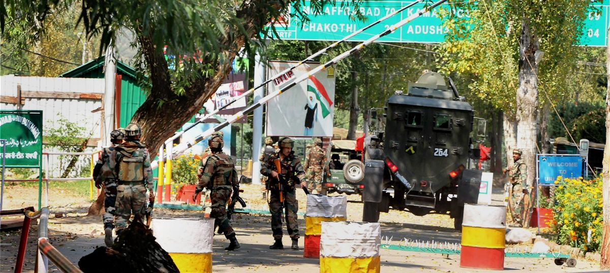 Uri attack: Initial reports indicate JeM involvement, says military operations chief