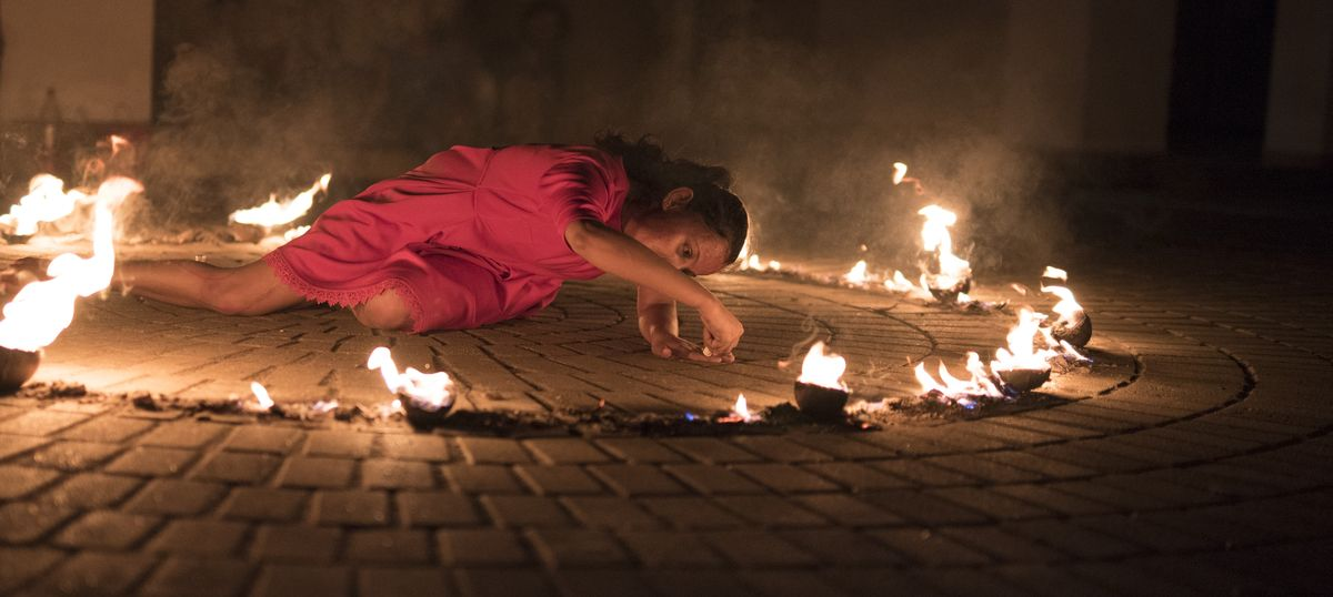 A dance festival in Colombo celebrates the Shakti of the solo performer