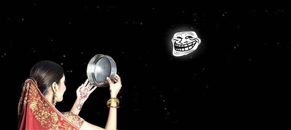 'The annual Karwa Chauth vs hijab debate is now open': Twitter dissects the fasting ritual