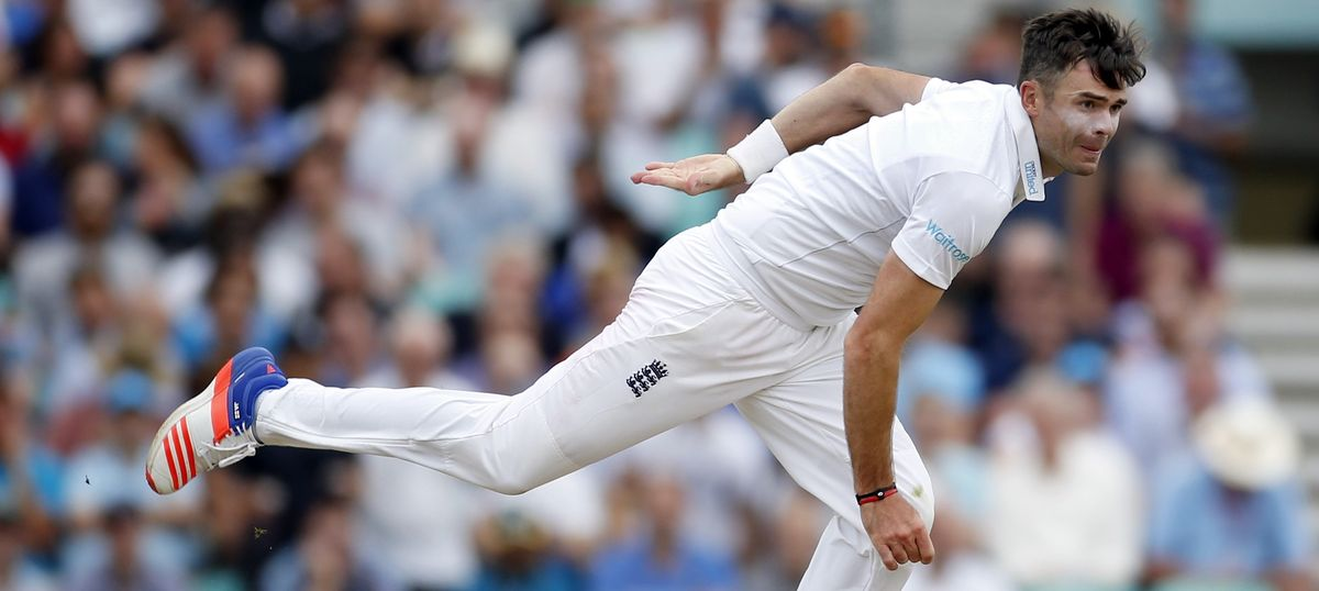 England pace spearhead James Anderson to miss out 1st Test against India due to injury