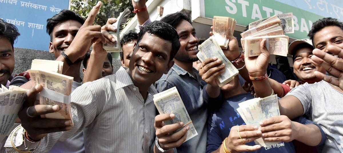 Demonetisation is a sacrifice that cleanses. It is the real swachch abhiyan of the republic