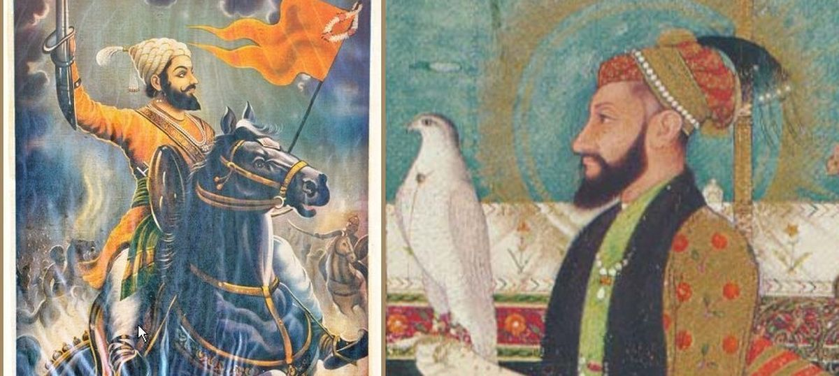 Shivaji the great to Aurangzeb the terrible: We see in our kings what we want to see in ourselves