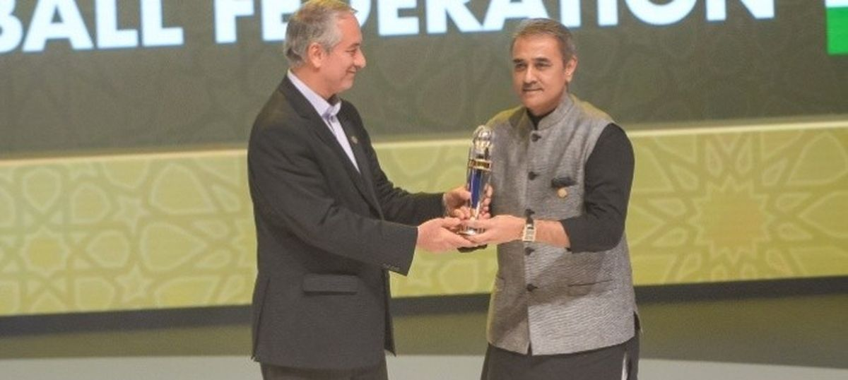 AIFF voted AFC Developing Member Association of the Year for 2016