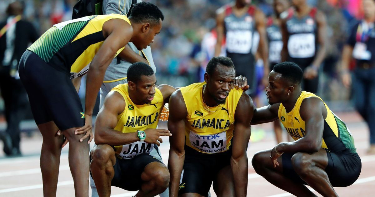 Why Usain Bolt is NOT the fastest person on Earth  Daily
