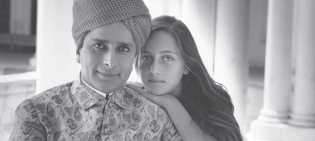 A scene-stealing encounter with the heart-stopping actor Shashi Kapoor