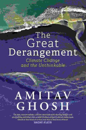 How to design a cover for Amitav Ghosh