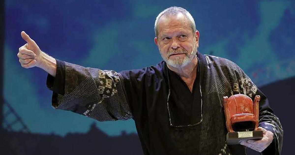 Terry Gilliam 'hospitalised' as he waits on Don Quixote movie court verdict