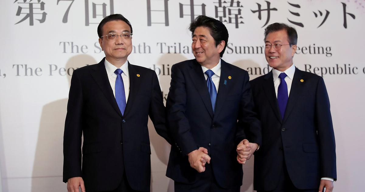 Japan, South Korea exchange views on Korean Peninsula nuclear issue