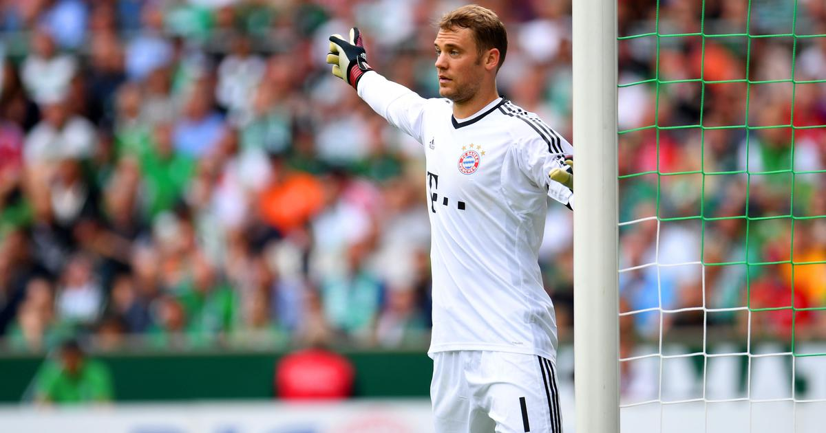 Neuer May Miss World Cup