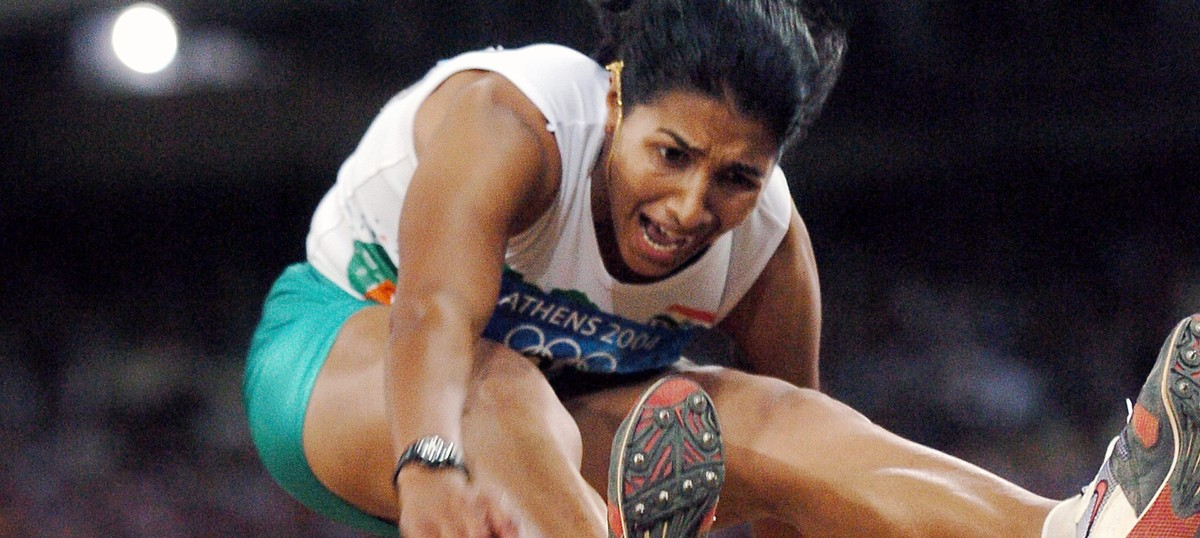 Top 6 Questions with :    Anju Bobby George, Indian long jumper