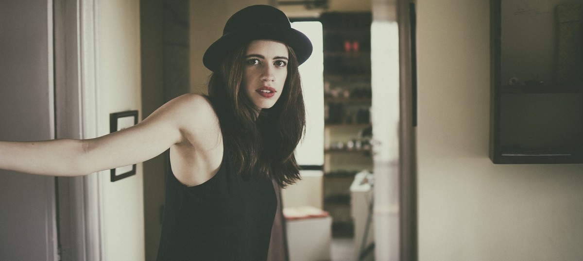 I've been lucky that people find me interesting and I keep getting work :     Kalki Koechlin, Actress