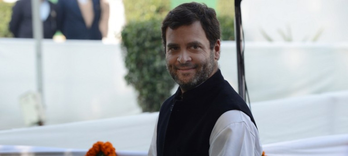 Rahul Gandhi's Twitter account gets hacked, sends out a series of expletives