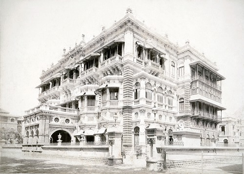 Esplanade House, Mumbai. Courtesy: Tata Central Archives