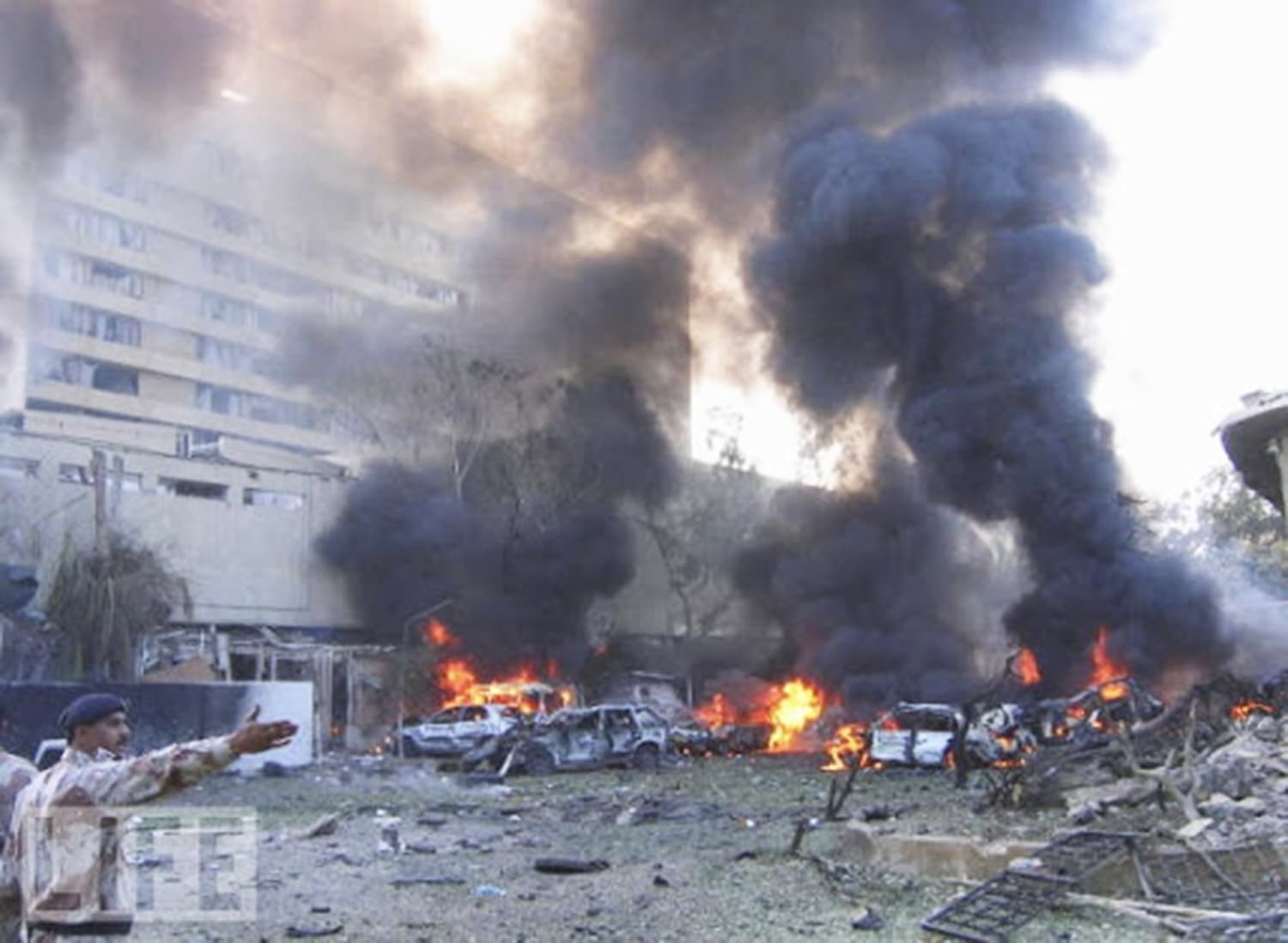 essay on bomb blast in karachi Sectarian violence in pakistan refers to attacks and a bomb blast on thursday 10 january a powerful bomb blast in the city of karachi in the area of.