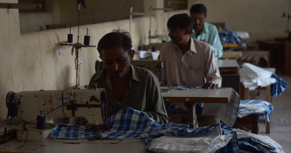 In Rajasthan, college graduates show up for skill training meant for school educated