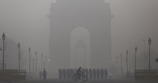 Podcast: All India wants for Christmas is air it can breathe