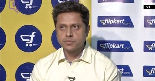 From a high of $15.5 billion, Flipkart is now valued at $5.5 billion – but it's not losing sleep