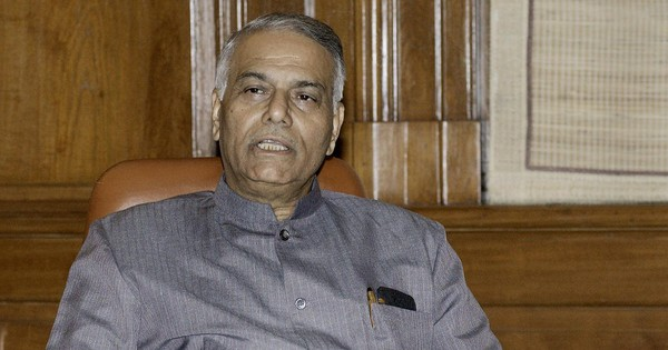 Yashwant Sinha takes another dig at Modi – by lauding Chandra Shekhar's Pakistan strategy